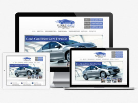 Flexible Vehicles Web Design