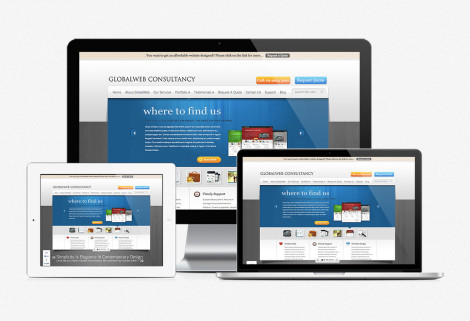 Global Web Design