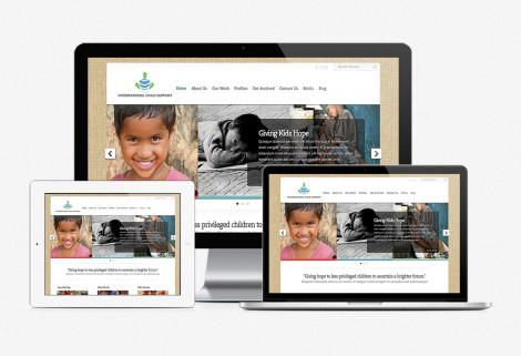ICS Website Design