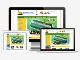 Melbourne Hydro Web Design
