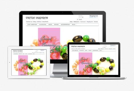 Virtue Inspired Web Design
