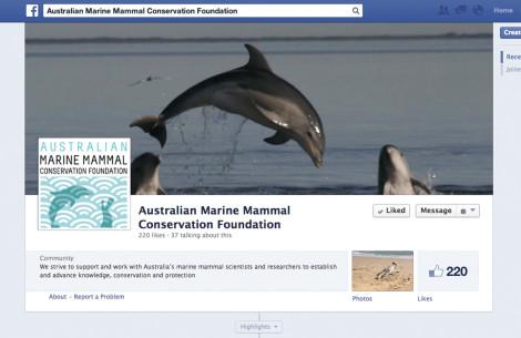 Australian Marine Facebook