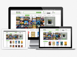 BookSales Web Design