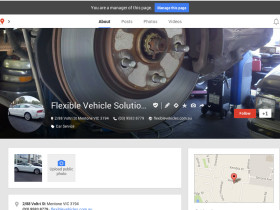 Flexible Vehicles Google Plus