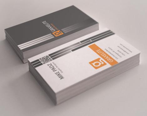 Graxelite Business Card