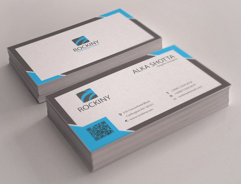 Rok Business Card Web Design Melbourne Sydney Perth