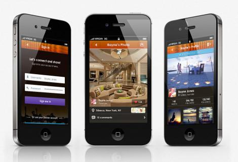 Socio App Design
