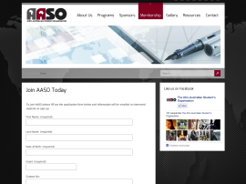 AASO Web Development
